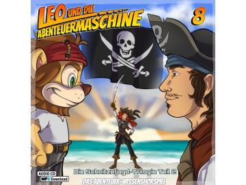 Leo und die Abenteuermaschine 8