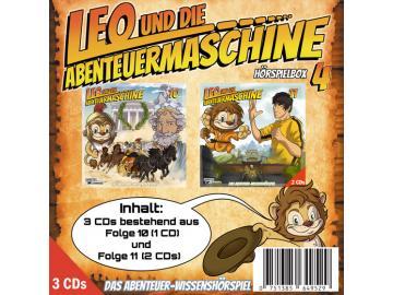 Leo - Hörspielbox 4