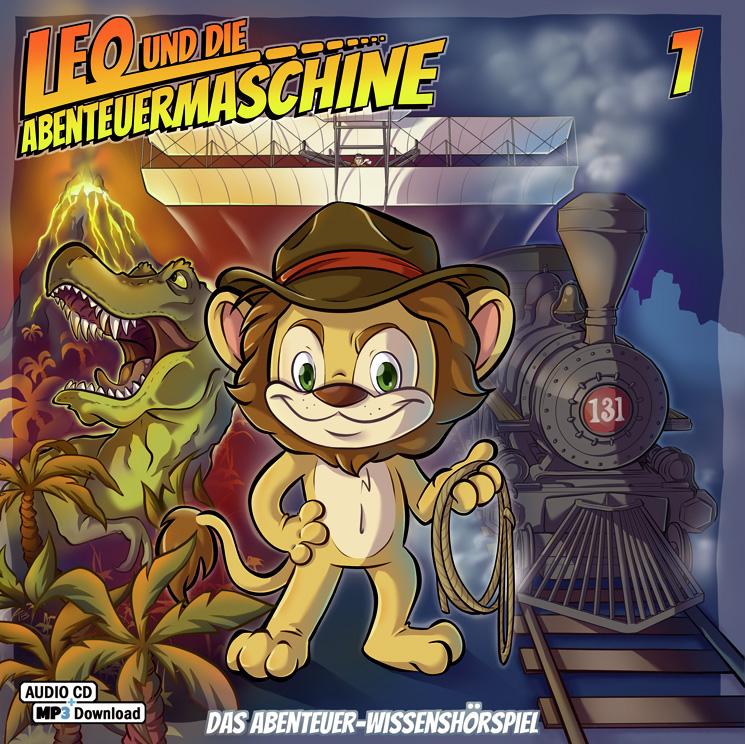 Leo und die Abenteuermaschine 1
