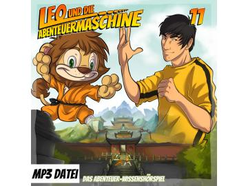 Leo und die Abenteuermaschine 11 Digital