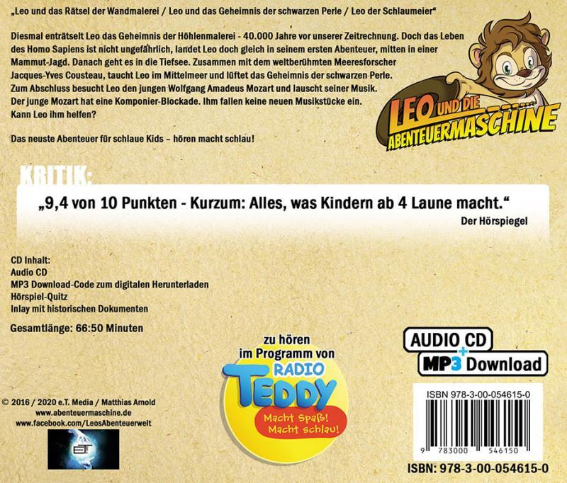 Leo und die Abenteuermaschine 2