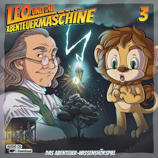 Leo und die Abenteuermaschine 3