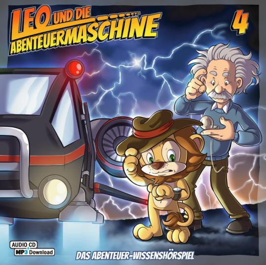 Leo und die Abenteuermaschine 4