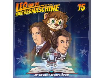 Leo und die Abenteuermaschine 15