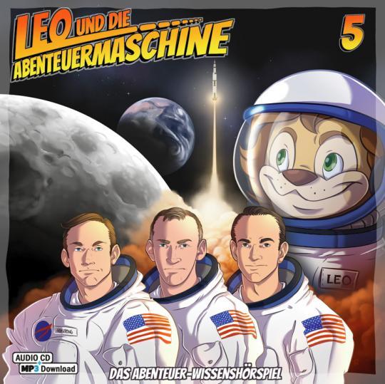 Leo und die Abenteuermaschine 5