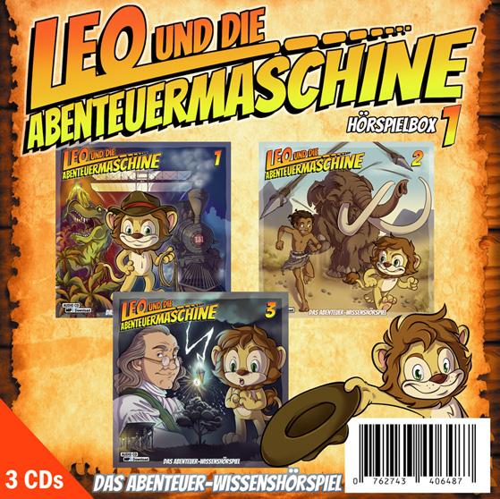 Leo - Hörspielbox 1