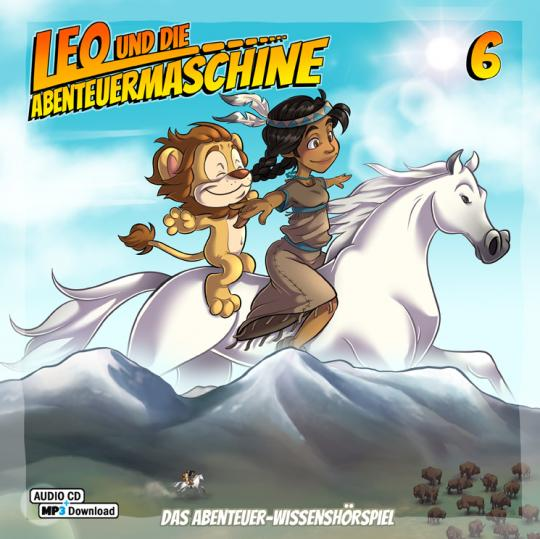 Leo und die Abenteuermaschine 6