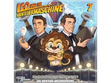 Leo und die Abenteuermaschine 7