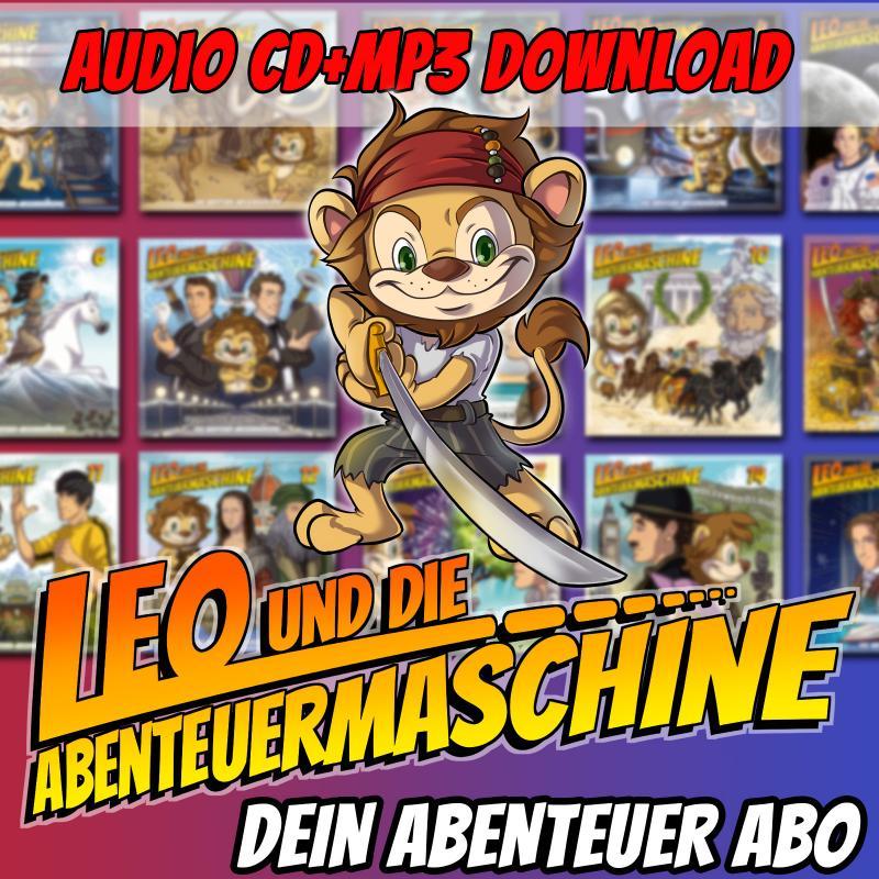Das Abenteuermaschine-Abo