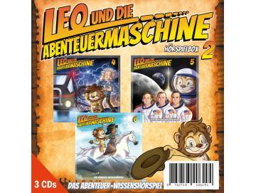 Leo - Hörspielbox 2