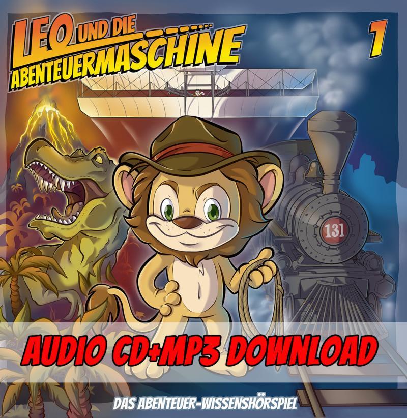Leo und die Abenteuermaschine 01