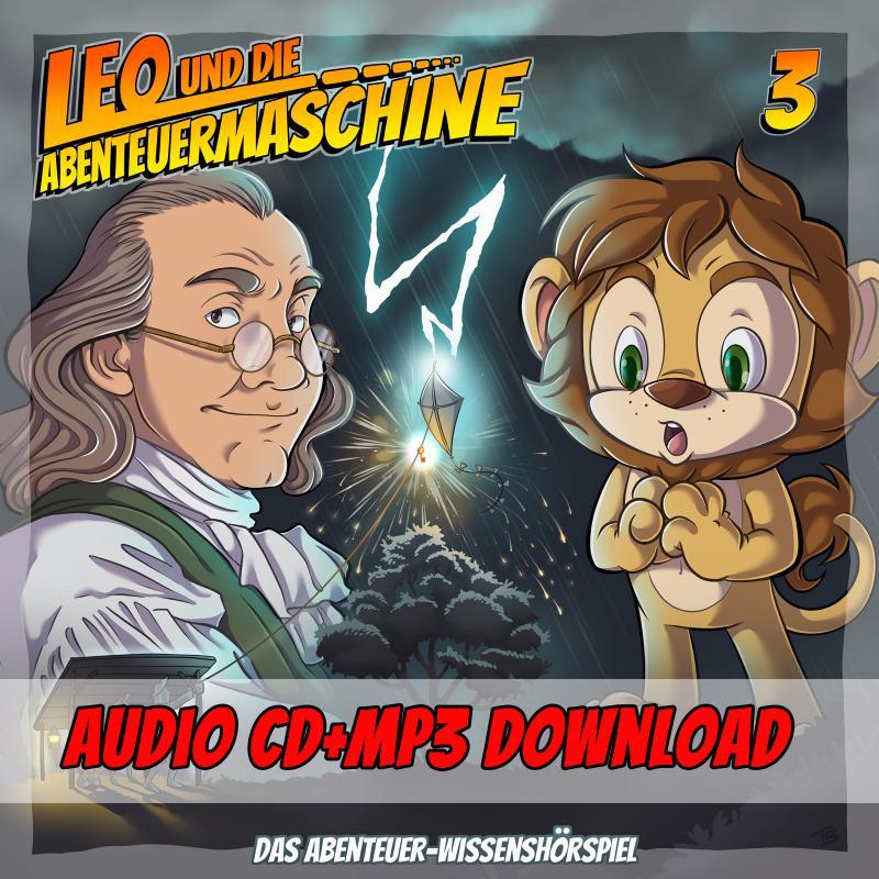 Leo und die Abenteuermaschine 03