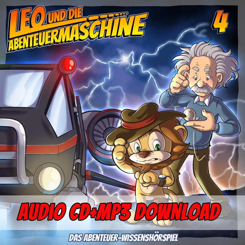 Leo und die Abenteuermaschine 04