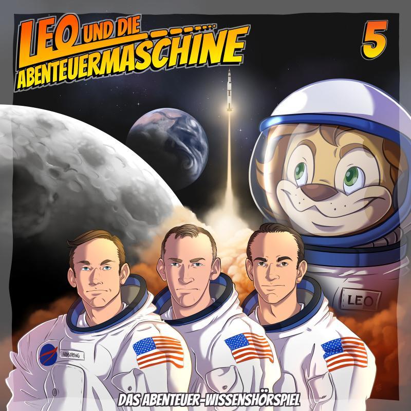Leo und die Abenteuermaschine 05