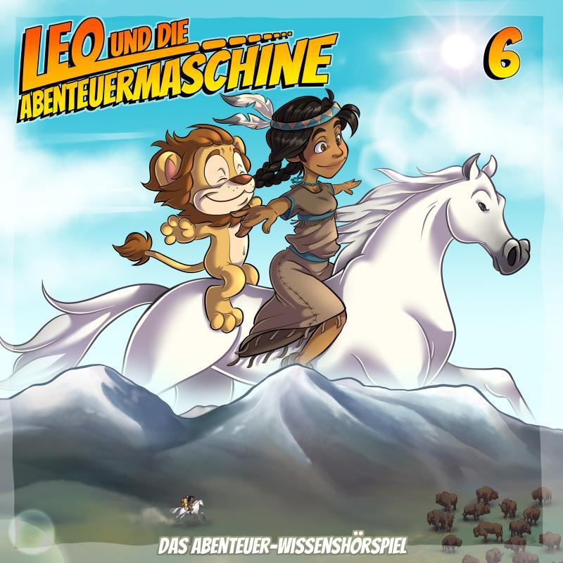 Leo und die Abenteuermaschine 06