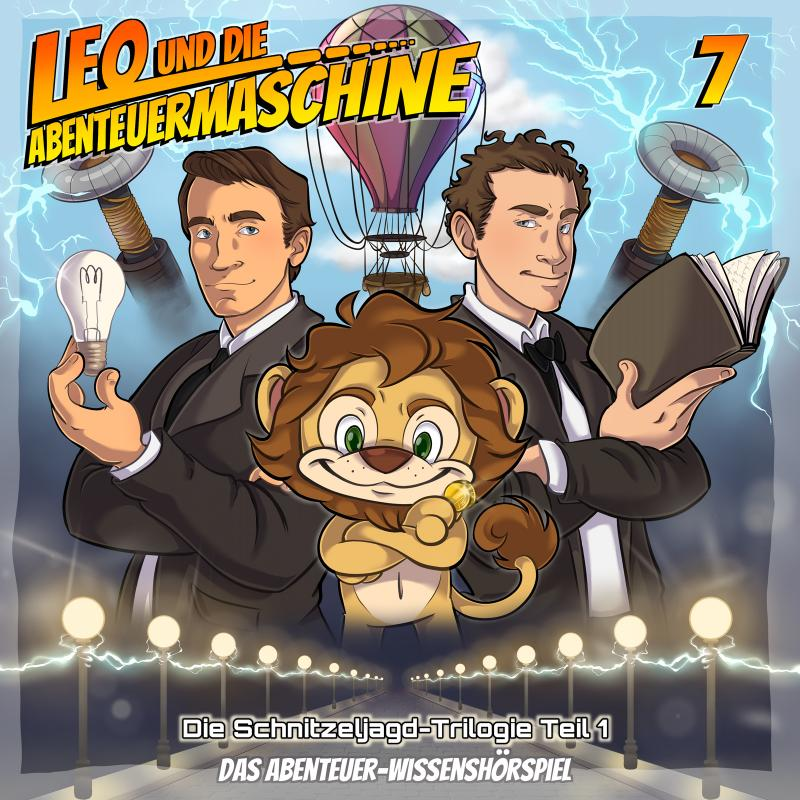 Leo und die Abenteuermaschine 07