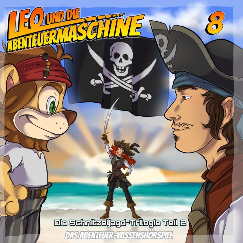 Leo und die Abenteuermaschine 08