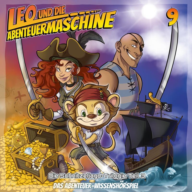 Leo und die Abenteuermaschine 09