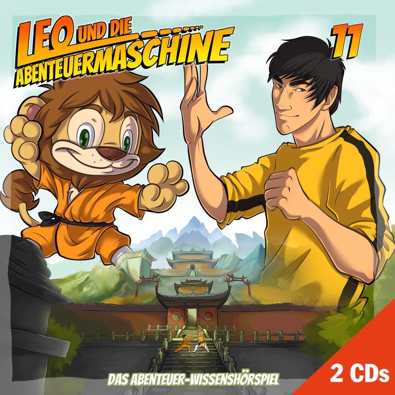 Leo und die Abenteuermaschine 11