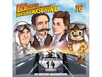 Leo und die Abenteuermaschine 16