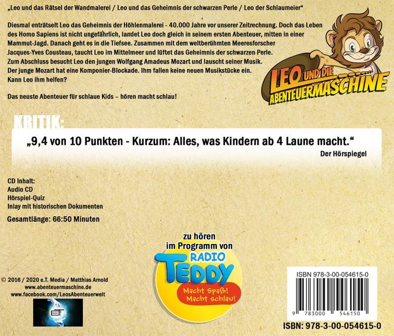 Leo und die Abenteuermaschine 02